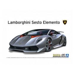 Lamborghini Sesto Elemento 1/24