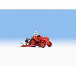 Tracteur Fahr H0