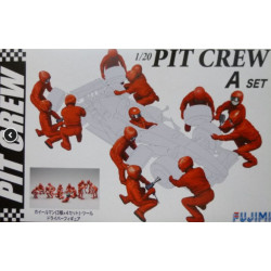 Pit Crew Set 1/20