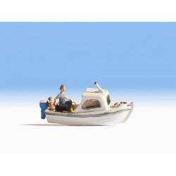 Bateau de pêcheur / Fishing Boat H0