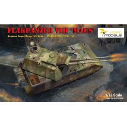 "Flakpanzer VIII ""MAUS"" 1/72"