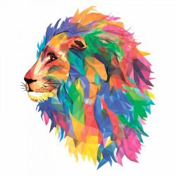 Le Lion Mozaïk