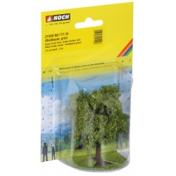 Arbre fruitier vert / Fruit Tree, H 7,5 cm