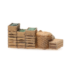 Small truck cargo: countryside (25mm x 14mm)