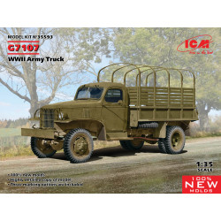 G7107 Army Truck, WWII, 1/35