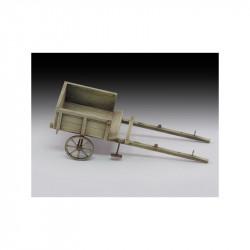 Farm cart, Small type, 1/35