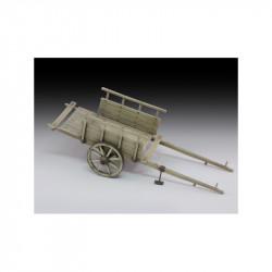 Farm cart, Big type, 1/35