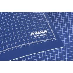 Tapis de Coupe Bleu / Blue Cutting Mat A3, 30 x 45 cm