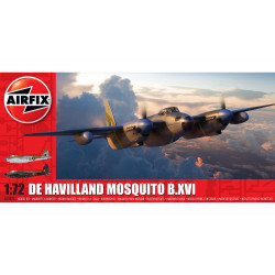 De Havilland Mosquito 1/72