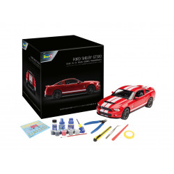 Ford Shebly GT 500 1/25, Calendrier de l'Avent