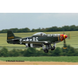 P-51 D Mustang (late version) 1/32