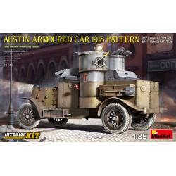 Austin Armoured Car, 1918 1/35