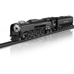 Loco à vapeur UP 844 Steam Locomotive, AC SON, MFX H0