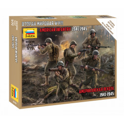 US Infantry, WWII 1/72