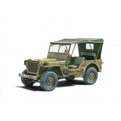 JEEP WILLYS 1/24