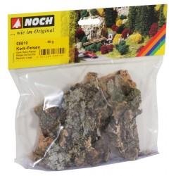 Rochers en liège / Cork Rock Pieces, 80gr