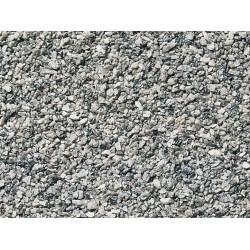Ballast gris / Ballast, gray, 250 gr H0