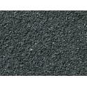 Ballast gris fonce / Trackbed, ballasted, gray 250 gr H0