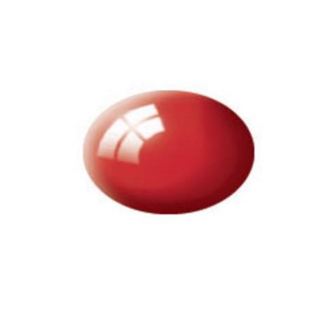 N° 31 Rouge Feu Brillant / Fiery Red Gloss RAL 3000