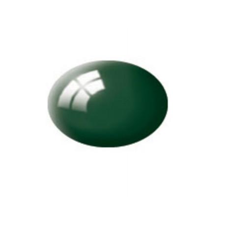 N° 62 Vert Foncé Brillant / Moss Green Gloss