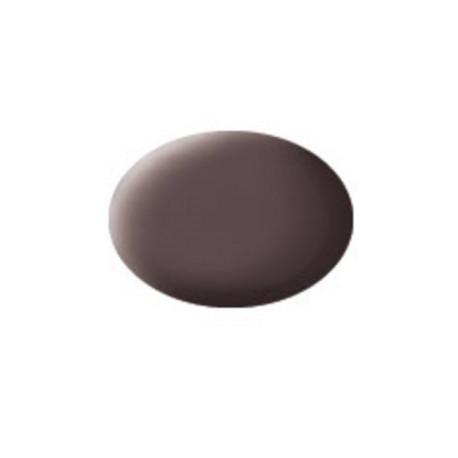 N° 84 Marron Cuir / Leather Brown Mat RAL 8027