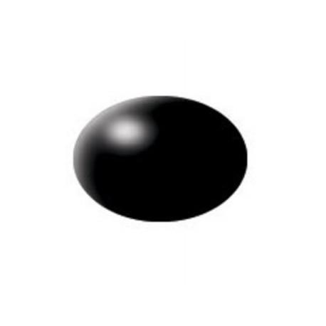 N° 302 Noir Satiné / Black Silk RAL 9005