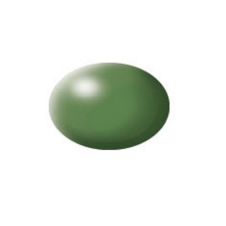 N° 360 Vert Satiné / Fern Green Silk