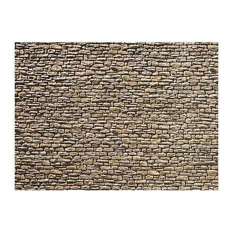 Plaque de mur pierre de taille wall card field stone n - Plaque isolante mur ...