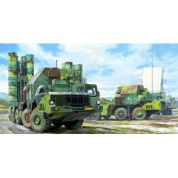 Russian 5P58S/SU TEL of S-300PS/PMU SA-10 Grumble 1/35