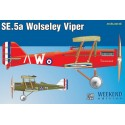 SE.5a Wolseley Viper, Weekend Edition 1/48