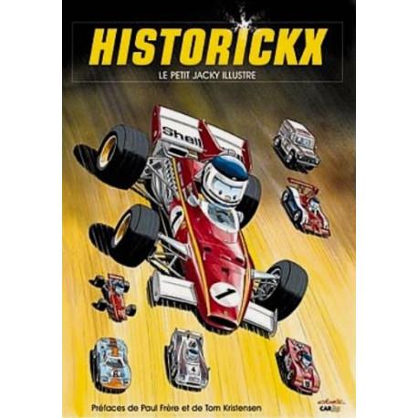 Historickx , Le petit jacky illustré