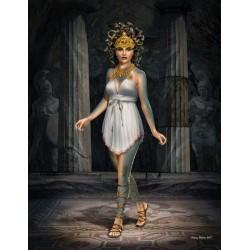 Greek Mythis Medusa 1/24