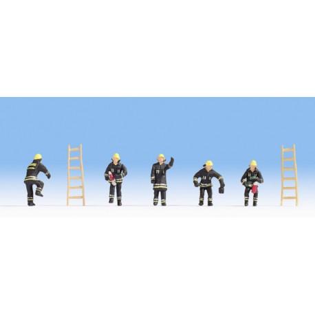 Pompiers / Fire brigade H0