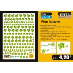 111 ETA Vine leaves 1/35, 1/32, 1/24