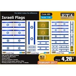 Israeli Flags 1/35