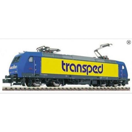 Locomotive électrique BR185 compagnie privée TX -LOGISTIC