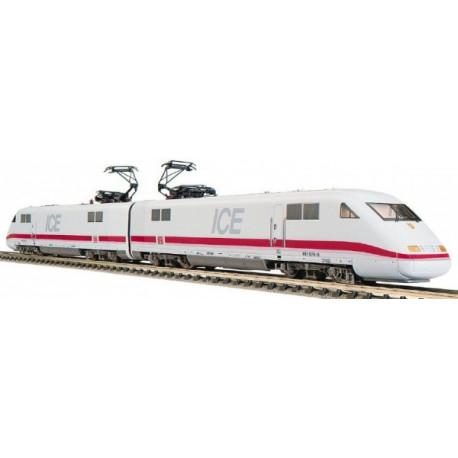 Motrice du train ICE de la DB