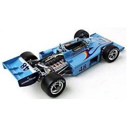 Jorgensen AAR Eagle n°48 Bobby Unser Winner of the 1975 Indy 500, 1/18