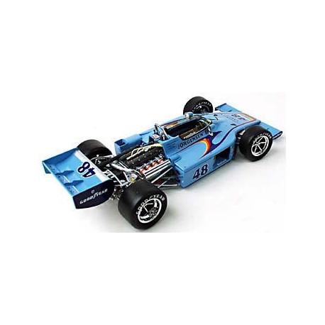Jorgensen AAR Eagle n°48 Bobby Unser Winner of the 1975 Indy 500, 1/18