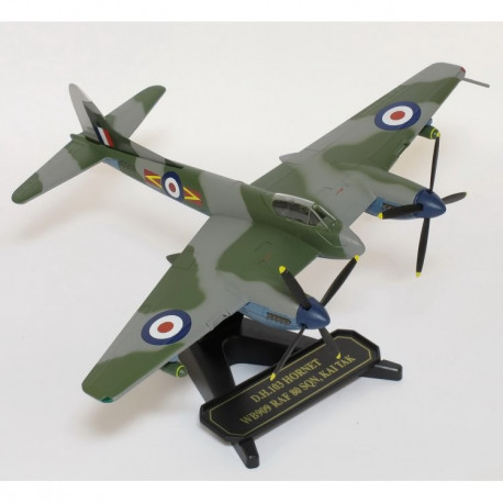 De Havilland Hornet F3 WB909 RAF 80 Sqn