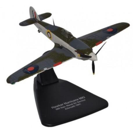 Hawker Hurricane Mk1D HAWKER HURRICANE MK1 NAVAL AIR SERVICE 880 SQUARON