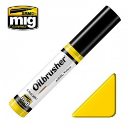 Oil Brusher Jaune Ammo Yellow 10ml