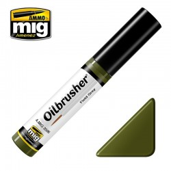 Oil Brusher Champ vert / Field Green 10ml