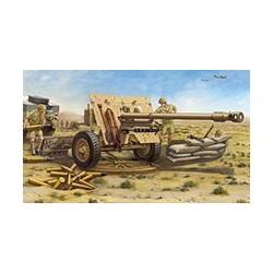 British 17/25 prd Anti-Tank Gun 'PHEASANT' 1/35