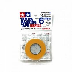 Masking tape refill 6 mm.