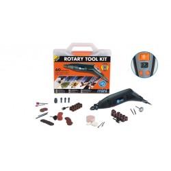 Kit d'outils rotatifs / High torque rotary tool