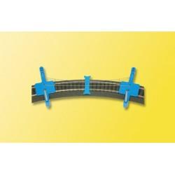 Gabarit pour les mâts de caténaire / Mast positioner H0