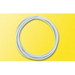 Gaine thermorétractable blanc / Heat shrink tube white