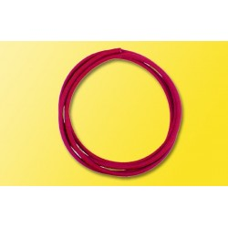 Gaine thermorétractable red / Heat shrink tube red