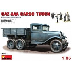Gaz-AAA cargo truck w/ figures 1/35